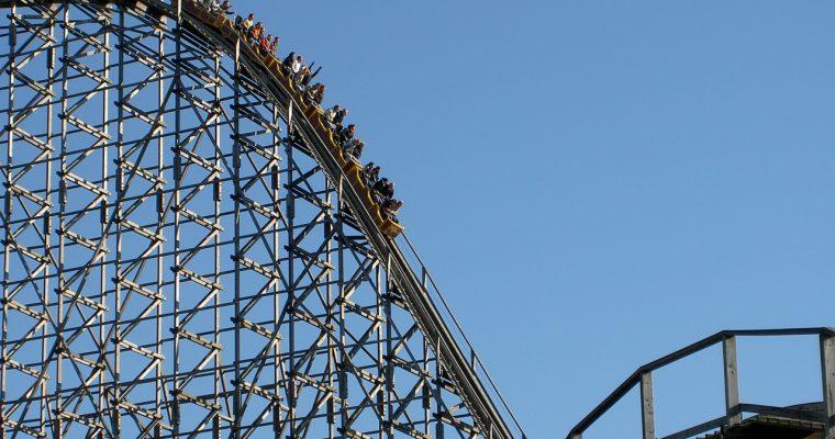 Emotional rollercoaster