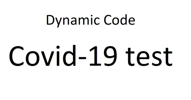 Covid-19 test för självprovtagning